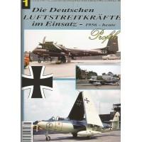 1,Die Deutschen Luftsreitkräfte im Einsatz 1956 - heute