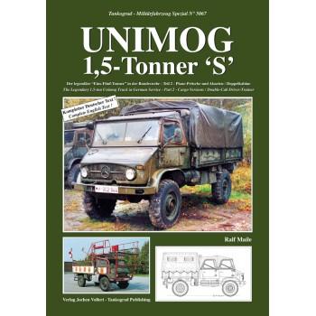 """5067, Unimog 1,5 - Tonner """"S"""" Teil 2"""