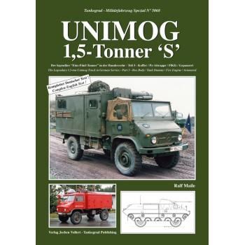 """5068, Unimog 1,5 - Tonner """"S"""" Teil 3"""