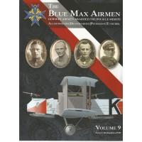 The Blue Max Airmen Vol.9:Allmenroeder,Brandenburg,Pechmann,Tutschek