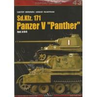 43, Sd.Kfz. 171 Panzer V Panther Ausf. A/D/G