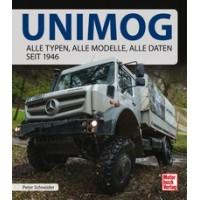 Unimog - Alle Typen,alle Modelle,alle Daten seit 1946