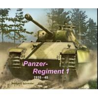Panzer-Regiment 1 1935 - 1945