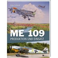 Me 109 Produktion und Einsatz