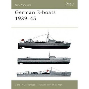 59, German E-Boats 1939 - 1945