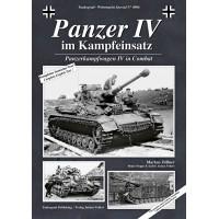 4006, Panzerkampfwagen IV im Kampfeinsatz