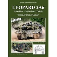 5070, Leopard 2A6 Entwicklung - Beschreibung - Technik
