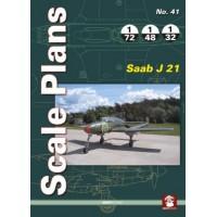 41, Saab J 21