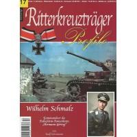 """17, Wilhelm Schmalz - Kommandeur des Fallschirm-Panzerkorps """"Hermann Göring"""""""