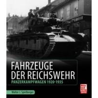 Fahrzeuge der Reichswehr - Panzerkampfwagen 1920 - 1935