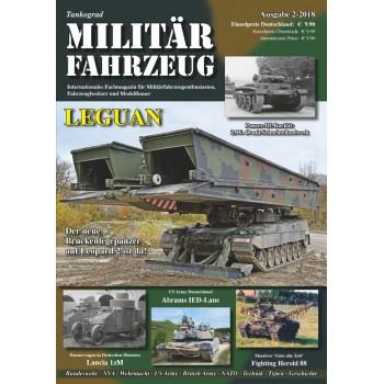 Tankograd Militärfahrzeug 2/2018