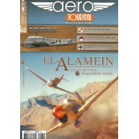 Aero Journal No. 62 : El Alamein Desert Air Force vs Fliegerführer Afrika