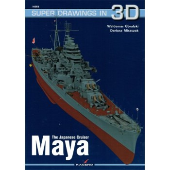 58,The Japanese Cruiser Maya