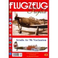43,Arado Ar 96 Varianten