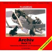 Flugzeug Archiv Band 12