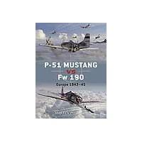 01,P-51 Mustang vs FW 190 Europe 1943 - 1945