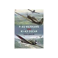 08,P-40 Warhawk vs Ki-43 Oscar China 1944 - 1945