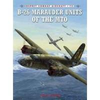 073,B-26 Marauder Units of the MTO