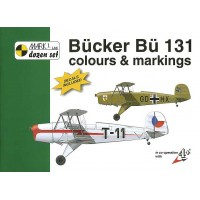 Bücker Bü 131 Camouflage & Markings