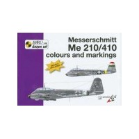 Messerschmitt Me 210/410 Colours & Markings