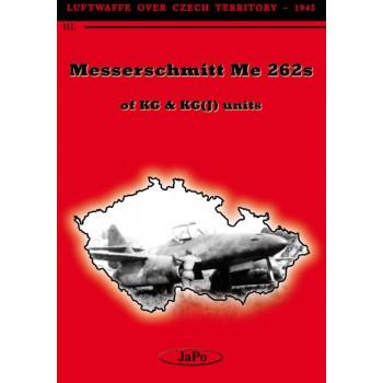 Messerschmitt Me 262s of KG and KG (J) Units