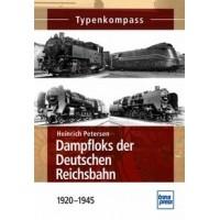 Dampfloks der deutschen Reichsbahn 1920-1945
