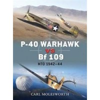 38,P-40 Warhawk vs Bf 109 MTO 1942-1944