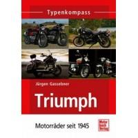 Triumph Motorräder seit 1945