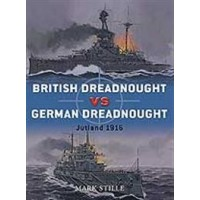 031.British Dreadnought vs German Dreadnought Jutland 1916