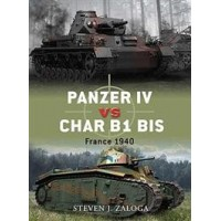 033, Panzer IV vs Char B1 bis France 1940