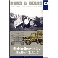 "28,Gleisketten LKWs ""Maultier"" (Sd.Kfz. 3)"