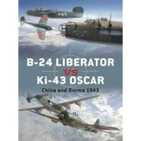 41,B-24 Liberator vs Ki-43 Oscar China and Burma 1943