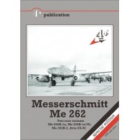 26,Messerschmitt Me 262 Two Seat Variants
