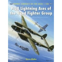 108,P-38 Lightning Aces of the 82nd Fighter Group