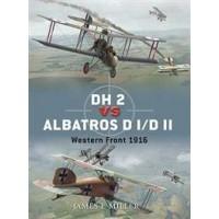 042,DH-2 vs Albatros D I /D II Western Front 1916