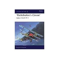 16,Richthofen`s Flying Circus:Jagdgeschwader Nr.1