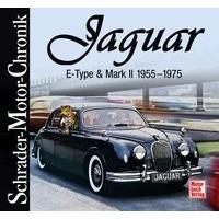 Jaguar E-Type & Mark II 1955-1975