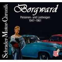 Borgward Personen und Lastwagen 1947-1961