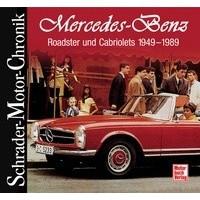 Mercedes Benz Roadster und Cabriolets 1949-1989