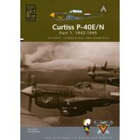 Curtiss P-40 E/N Part 1 : 1942-1945