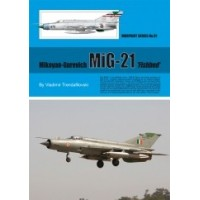 "91,Mikoyan-Gurevich MiG-21 ""Fishbed"""