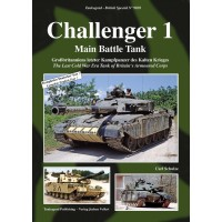 9020,Challenger 1 Main Battle Tank