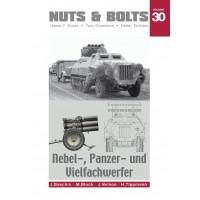 30,Nebel- Panzer und Vielfachwerfer