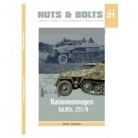 """21,Kanonenwagen Sd.Kfz.251/9 """"Stummel"""""""