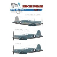 Birdcage Corsairs Part 1 : EagleCals 150 in 1:72
