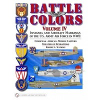 Battle Colors Vol.4: European-African-Middle Eastern Theater of Operations