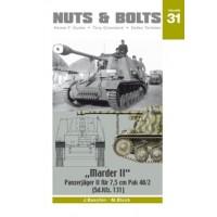 """31, """"Marder II """" Panzerjäger II für 7,5 cm Pak 40/2 (Sd.Kfz. 131)"""