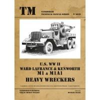 6029,U.S.WW II Ward LaFrance/Kenworth M 1 - M 1A1 Heavy Wreckers
