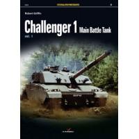 9,Challenger 1 Main Battle Tank Vol.1