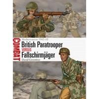 1,British Paratrooper vs Fallschirmjäger Mediterranean 1942-43